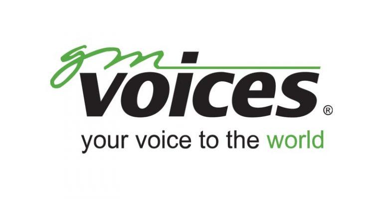 GM Voices Logo