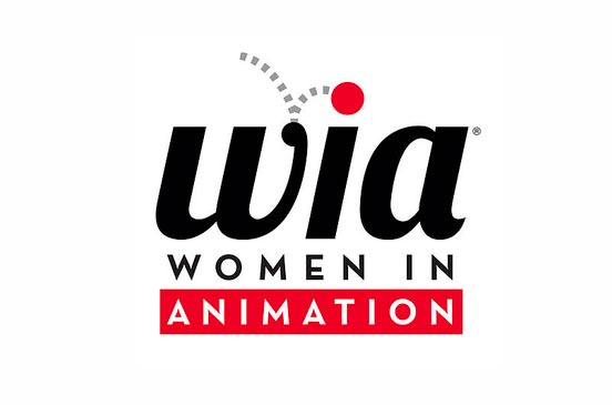 Women in Animation Logo
